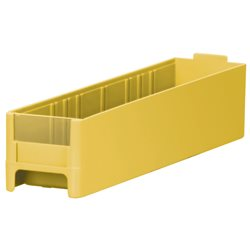 19-Series Cabinet Drawer 2-3/16 x 2-1/16 x 10-9/16, Yellow
