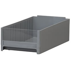 19-Series Cabinet Drawer 5-3/16 x 3-1/16 x 10-9/16, Gray