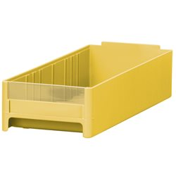 19-Series Cabinet Drawer 4 x 2-1/16 x 10-9/16, Yellow