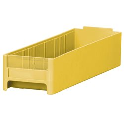 19-Series Cabinet Drawer 3-3/16 x 2-1/16 x 10-9/16, Yellow