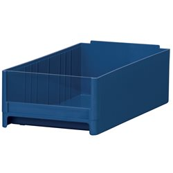 19-Series Cabinet Drawer 5-3/16 x 3-1/16 x 10-9/16, Blue