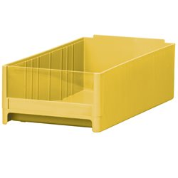 19-Series Cabinet Drawer 5-3/16 x 3-1/16 x 10-9/16, Yellow