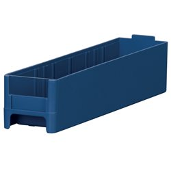 19-Series Cabinet Drawer 2-3/16 x 2-1/16 x 10-9/16, Blue
