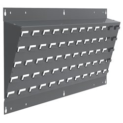 Lean Panel, 35.5x2.5x13.25  1-Pack, Gray (30637A)
