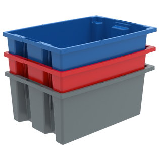 Plastic Storage Containers | Stackable Storage Bins | Akro Mils