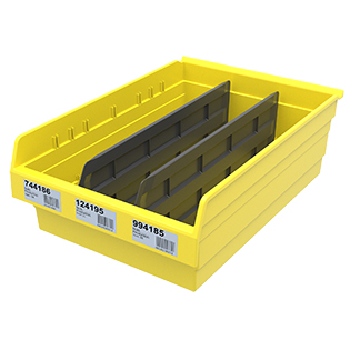 Amazing Plastic Storage Containers | Stackable Storage Bins | Akro Mils