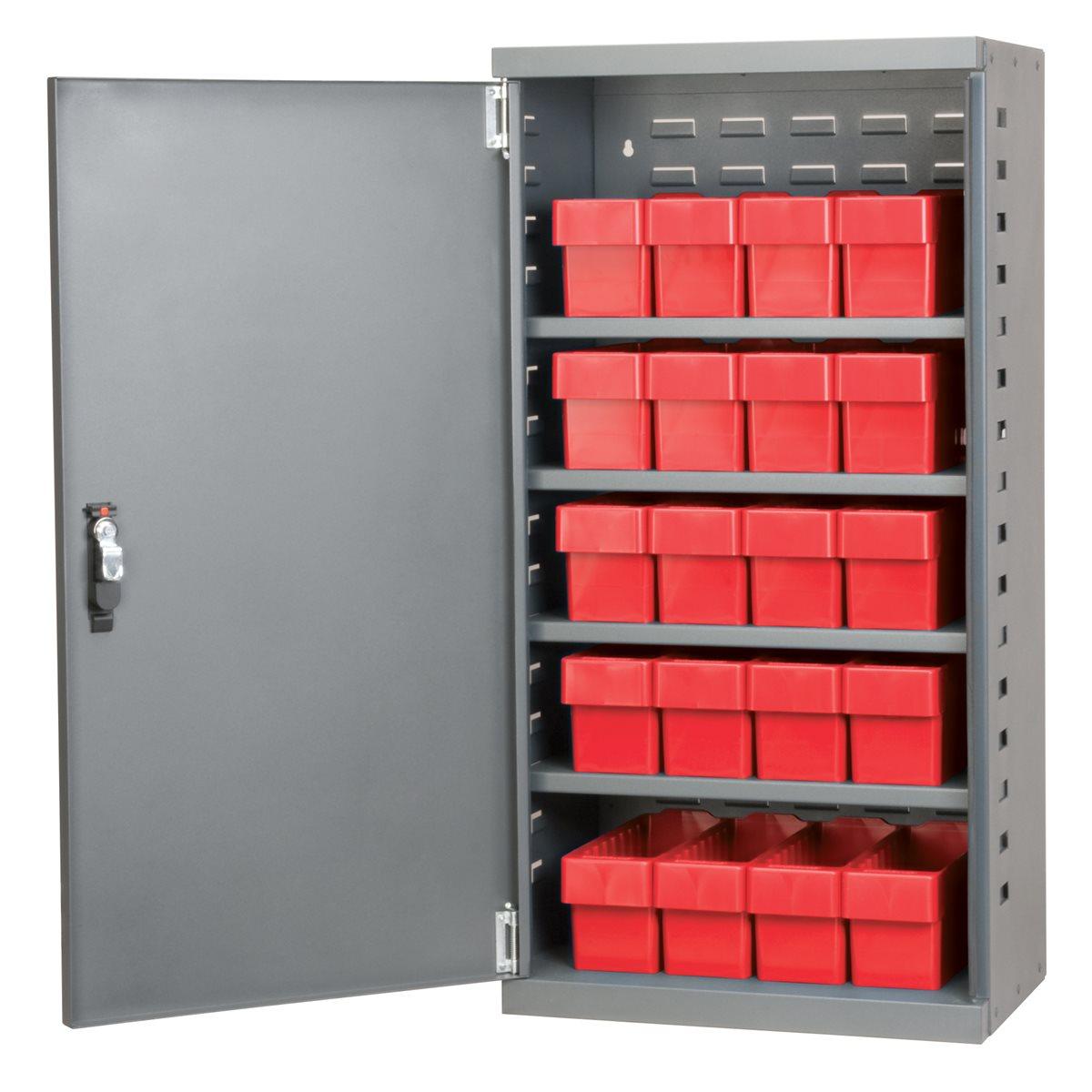 akro mils stackable plastic storage bins storage cabinets ak